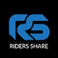 Riders Share logo