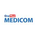 OneMed-Medicom logo