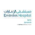 Emirates Hospital logo
