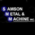 Samson Metal and Machine logo