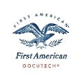 First American Docutech logo