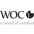 Woc A World Of Comfort logo