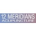12 Meridians Acupuncture logo