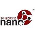 20 Microns Nano Minerals logo