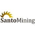 Santo Mining logo