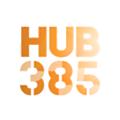 HUB385 logo