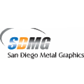 San Diego Metal Graphics logo