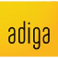 Adiga logo