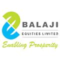 Balaji Equities logo