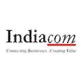 Indiacom logo