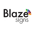 Blaze Signs logo