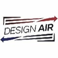 Design Air Inc logo