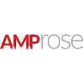 A.M.P-Rose logo