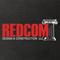 Redcom Design & Construction logo