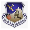 Blue Air Training logo