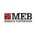 MEB General Contractors logo