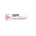 C.E. Precision Assemblies logo
