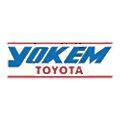 Yokem Toyota logo