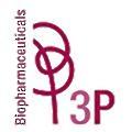 3P Biopharmaceuticals logo