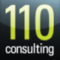 110 Consulting logo