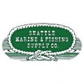 Seattle Marine and Fishing Supply logo