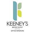 Keeney's logo
