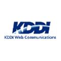 KDDI Web Communications logo