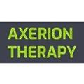 AXERION THERAPY logo