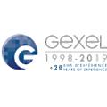 Gexel Telecommunications logo