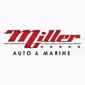 Miller Auto and Marine logo