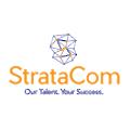 StrataCom logo
