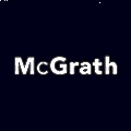 McGrath logo