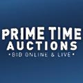 Prime Time Auctions logo