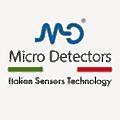 M.D. Micro Detectors logo