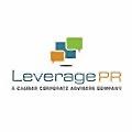 Leverage PR logo