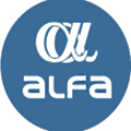 Alfa Scientific Designs logo