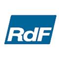RdF Corporation logo