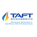 Taft Engineering logo