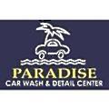Paradise Car Wash logo