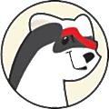 Blind Ferret logo