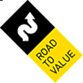 Road to Value logo
