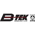 B-TEK Scales logo