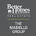 Better Homes and Gardens Real Estate, The Masiello Group logo