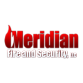 Meridian Fire and Security logo