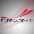 Endeavor Air Inc logo