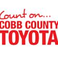 Cobb County Toyota logo