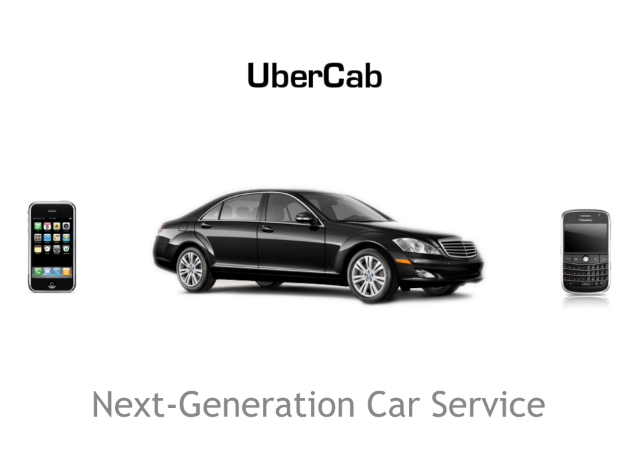 The Beginning of Uber